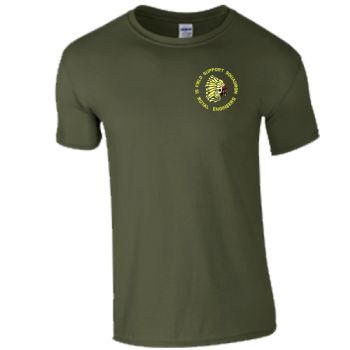 15 Spt Sqn RE Embroidered T-shirts